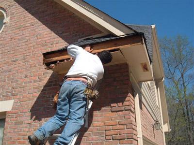 Atlanta Fascia Installation Soffit Installations Gable