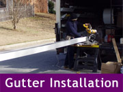 atlanta gutter installation