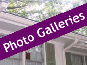 atlanta gutters photo gallery