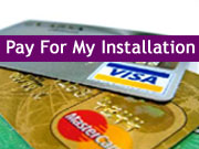 pay for my installation